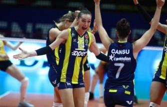 Fenerbahçe Opet, PTT'ye set vermedi: 3-0