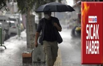 İşte Kahramanmaraş ve ilçelerinde hava sıcaklıkları: Meteorolojiden uyarı geldi..