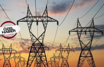 Sanayide 1 kWh elektrik için ortalama 58,6 kuruş ödendi