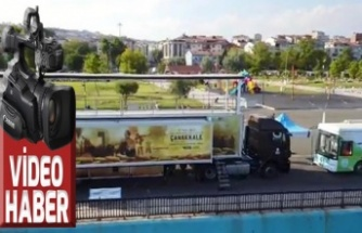 Çanakkale Savaşları Mobil Müzesi yola çıkıyor, 81 ilimize Çanakkale ruhu taşınıyor…