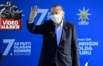 Cumhurbaşkanı Erdoğan, 7 Kasım'da geliyor!