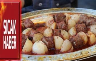 Doğal antibiyotik soğan kebabı