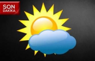 İşte bugünkü hava durumu?