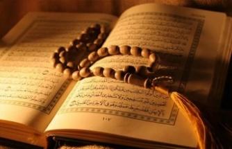 """""""Allah her şey için bir ölçü koymuştur."""""""