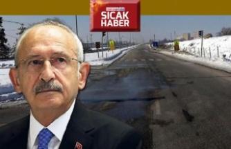 """Cumhurbaşkanı için """"Sözde"""" ifadesini kullanan Kılıçdaroğlu'nun adı bulvardan silindi"""
