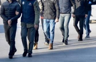 FETÖ'nün TSK yapılanmasına yönelik operasyonda 9 şüpheli yakalandı