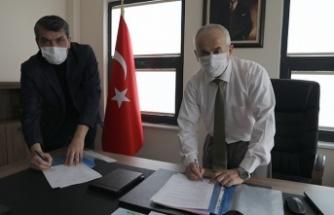 KİÜ ve Sosyal Bilimler Lisesi arasında işbirliği protokolü imzalandı