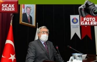 KSÜ, Kahramanmaraş Odaklı Projelere Bilgilendirme yaptı