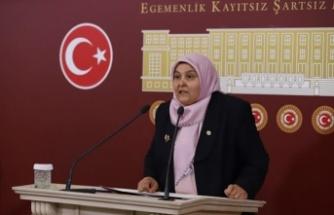 AK Partili Öçal: Bu haysiyetsiz cümlelerin takipçisi olacağız