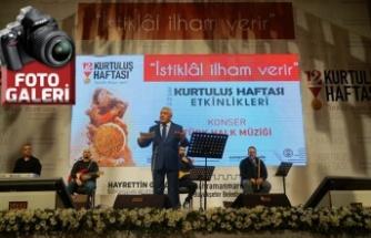 Büyükşehir'den Kurtuluş Konseri