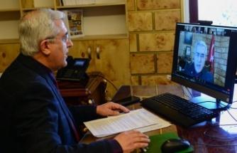 'STK Perspektifinden Kahramanmaraş ve Üniversite' Çalıştayı düzenlendi
