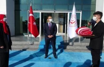 Anadolu Gönül Yolu Projesi 81 Genç 81 Bayrak Etkinliği