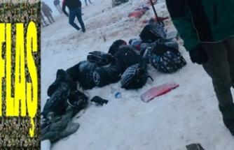 Askeri helikopter kaza kırıma uğradı: 11 şehit