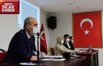 Dulkadiroğlu Belediyesi Meclis Toplantısı yapıldı