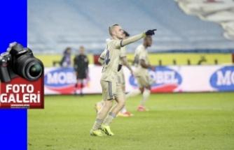 Fenerbahçe, Trabzonspor'u sahasında yendi: 1-0