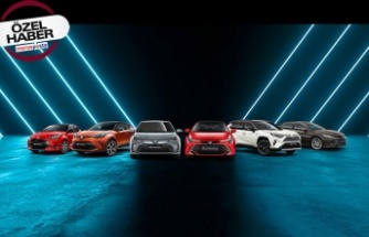 Toyota Plaza TOYMAR'dan çılgın bahar kampanyası