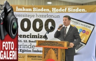 Türkoğlu Belediyesi 5000 öğrenciye online eğitim kartlarının dağıtımını gerçekleştirdi
