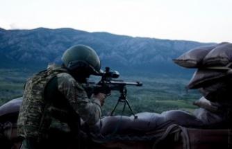 3 ayda 382 PKK'lı teröristi etkisiz hale getirildi