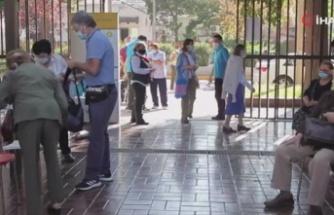 Dünyada Covid-19 vakalarının yüzde 2.1'i hayatını kaybetti