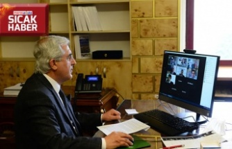 KSÜ'de, 'Endüstride Yapay Zekâ' konferans düzenlendi