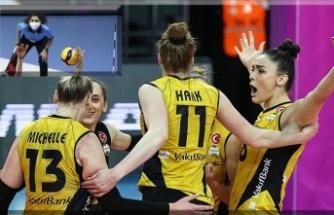 Misli.com Sultanlar Ligi'nde sezonun şampiyonu VakıfBank