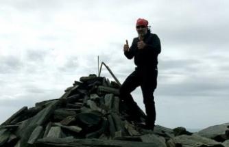 81 İl 81 Zirve solo tırmanışı Anadolu Parsı Projesini uyguluyor…