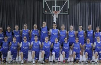 A Milli Kadın Basketbol Takımı'nda hazırlıklar devam ediyor
