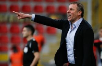 Abdullah Avcı: Trabzonspor'un Avrupa kupalarında olması gerekiyor