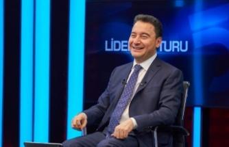 Babacan: Yüksek faiz ve yüksek enflasyon sonuç, Sayın Erdoğan sebep