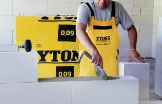 Binalar depreme karşı Ytong'la güçleniyor