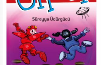 Edebiyatın Başkenti'nden iki yeni kitap: OH-X ve ÖF-X