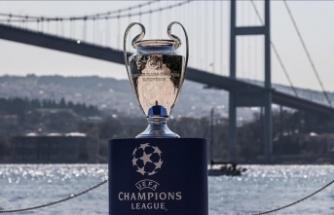 İstanbul finali İngilizlerin oldu!