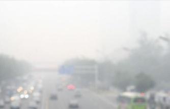Kapanmada hava kirliliği yüzde 30'dan fazla azalıyor