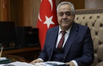 KİÜ Rektörü Özgül'ün  19 Mayıs Mesajı