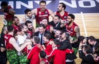 Pınarbaşı Karşıyaka'nın Avrupa'da şampiyonluk günü