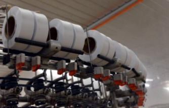 Tekstil ihracatımız ilk çeyrekte yüzde 61.3 arttı