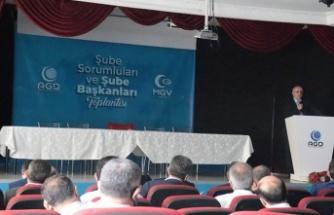 AGD, Başkanları Toplantısı, Ankara'da gerçekleştirildi