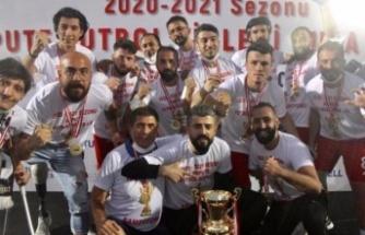 Ampute Futbol Süper Ligi'nde şampiyon belli oldu