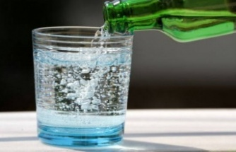 Maden suyu içmenin faydaları