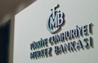 TCMB rezervleri 94 milyar 867 milyon dolar oldu