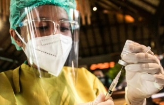 Dünyada koronavirüs 180 milyon 556 oldu, aşı sayısı 2 milyar 790 milyon dozu aştı
