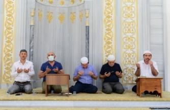 KSÜ, 15 Temmuz'da şehitlerimizi dualarla andı
