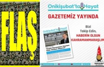 """Onikişubat Belediyesi'nden """"Onikişubat'ta Hayat"""" Dijital Gazetesi"""