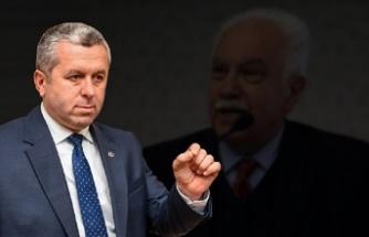 Prof. Dr. Yardımcıoğlu'ndan Perinçek tepkisi