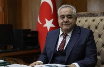 """Prof. Özgül'ün, """"15 Temmuz Demokrasi ve Milli Birlik Günü"""" mesajı"""
