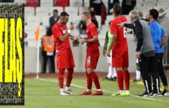 Yine 1-0 kazanan Sivasspor, 3. eleme turuna yükseldi