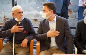 Babacan: 'Adalet talebinin takipçisi olacağız'