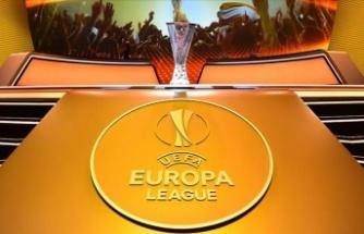 UEFA Avrupa Ligi play-off turu kuraları çekildi