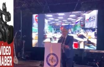 Mahçiçek Sakarya'da EXPO 2023'ü anlattı
