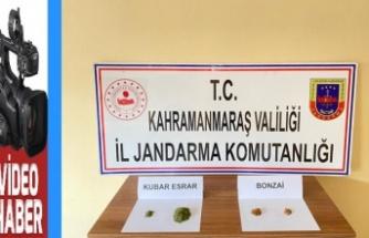 Pazarcık'ta uyuşturucuya 6 gözaltı